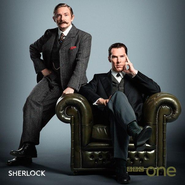 Смотреть сериал Шерлок онлайн бесплатно в хорошем